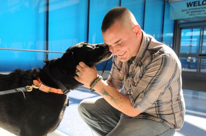 Veteran Dog Reunion