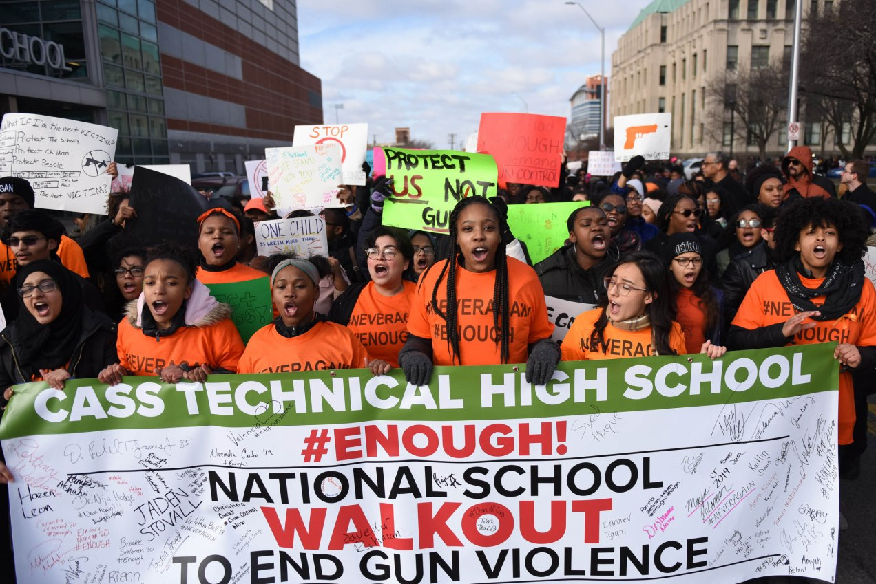 NationalSchoolWalkOut